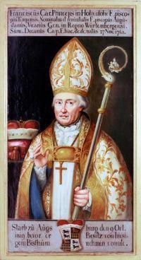 Franz Karl Joseph Fürst von Hohenlohe-Waldenburg-Schillingsfürst