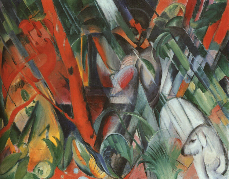 https://upload.wikimedia.org/wikipedia/commons/c/cc/Franz_Marc-In_the_Rain%28Im_Regen%29_%281912%29.jpg