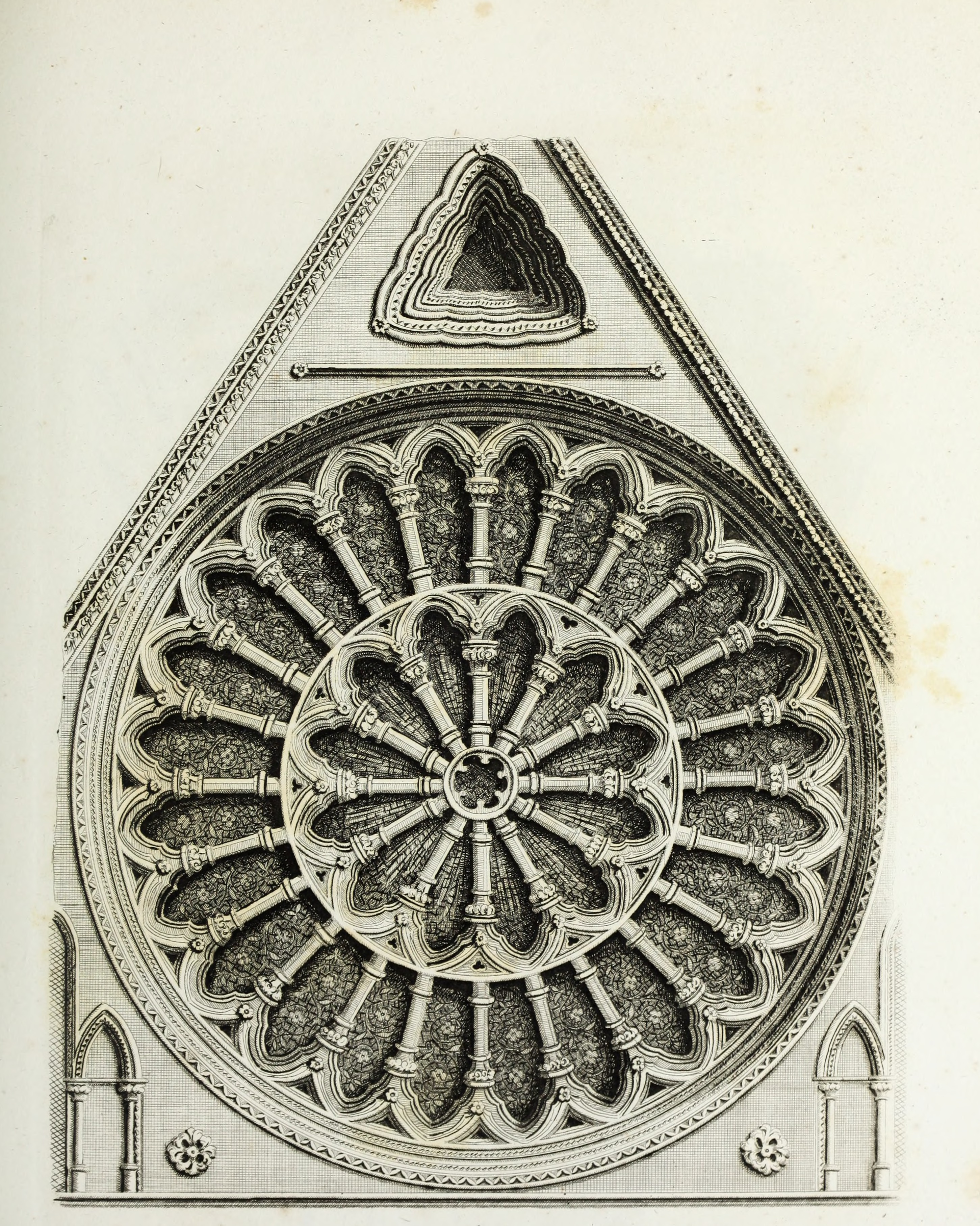 FileGothic Ornaments In The Cathedral Church Of York 1795 14780815014