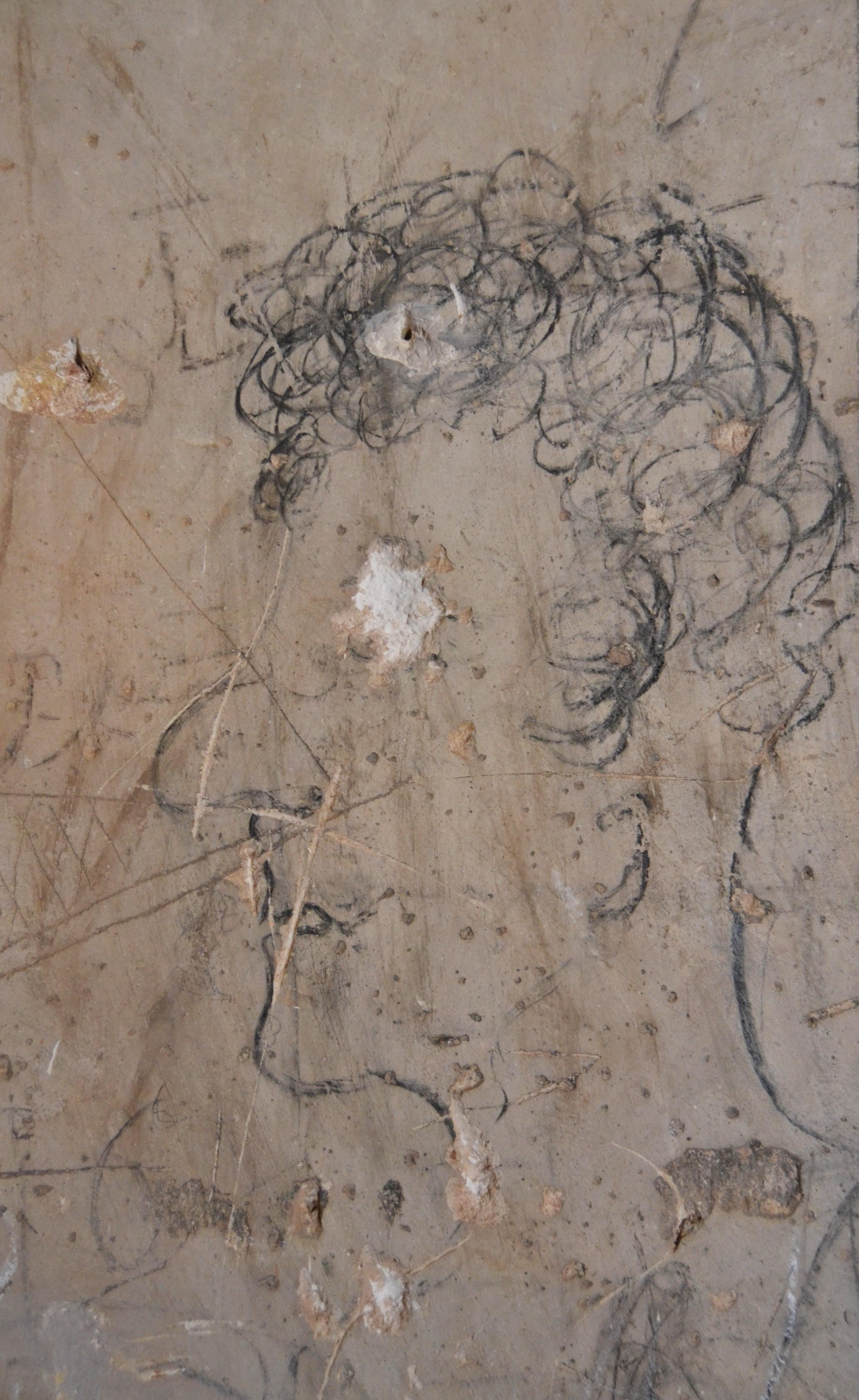 FileGraffiti Antic Dun Cap A La Torre De BenavitesJPG