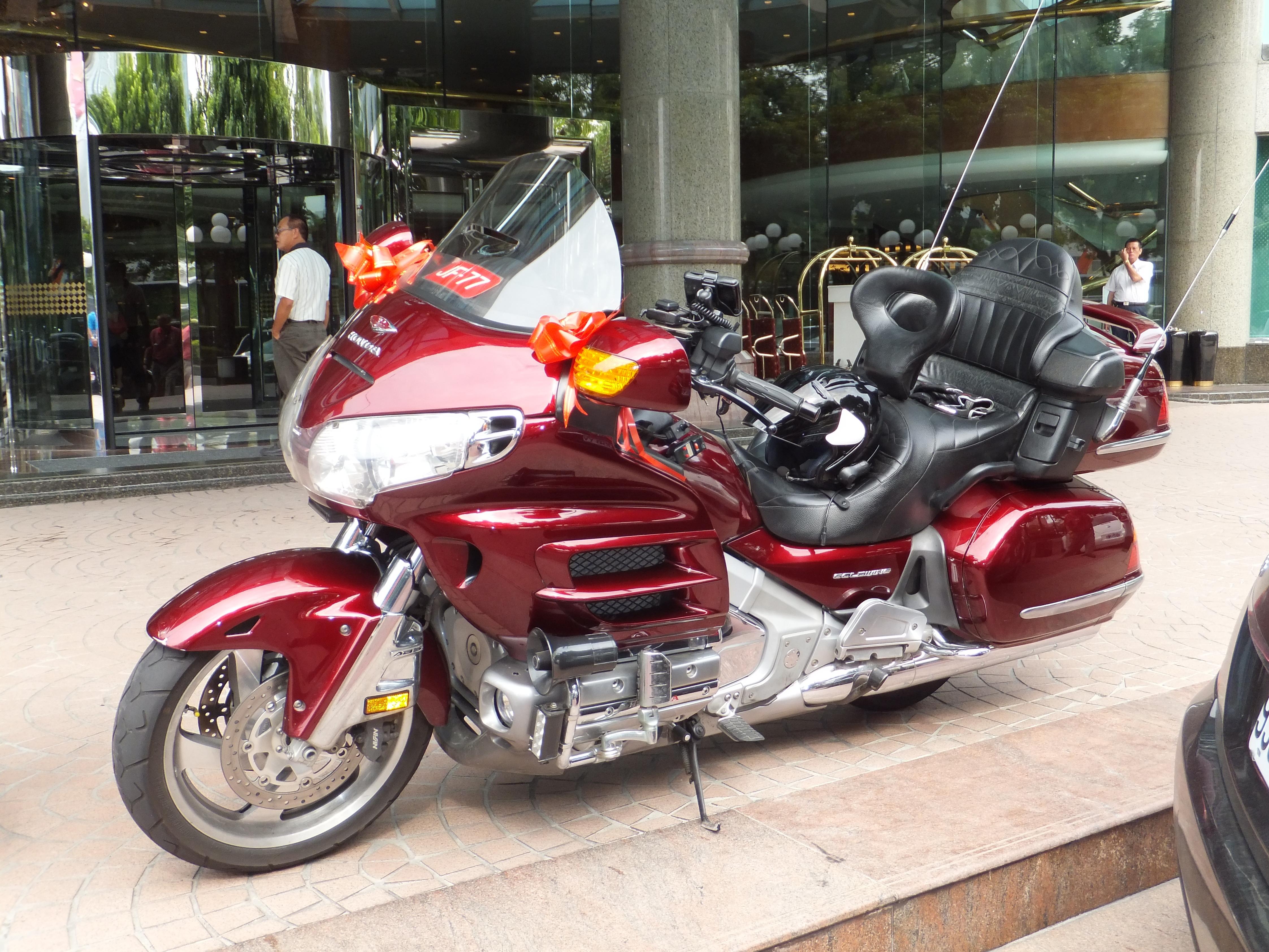 Honda Wing Bike