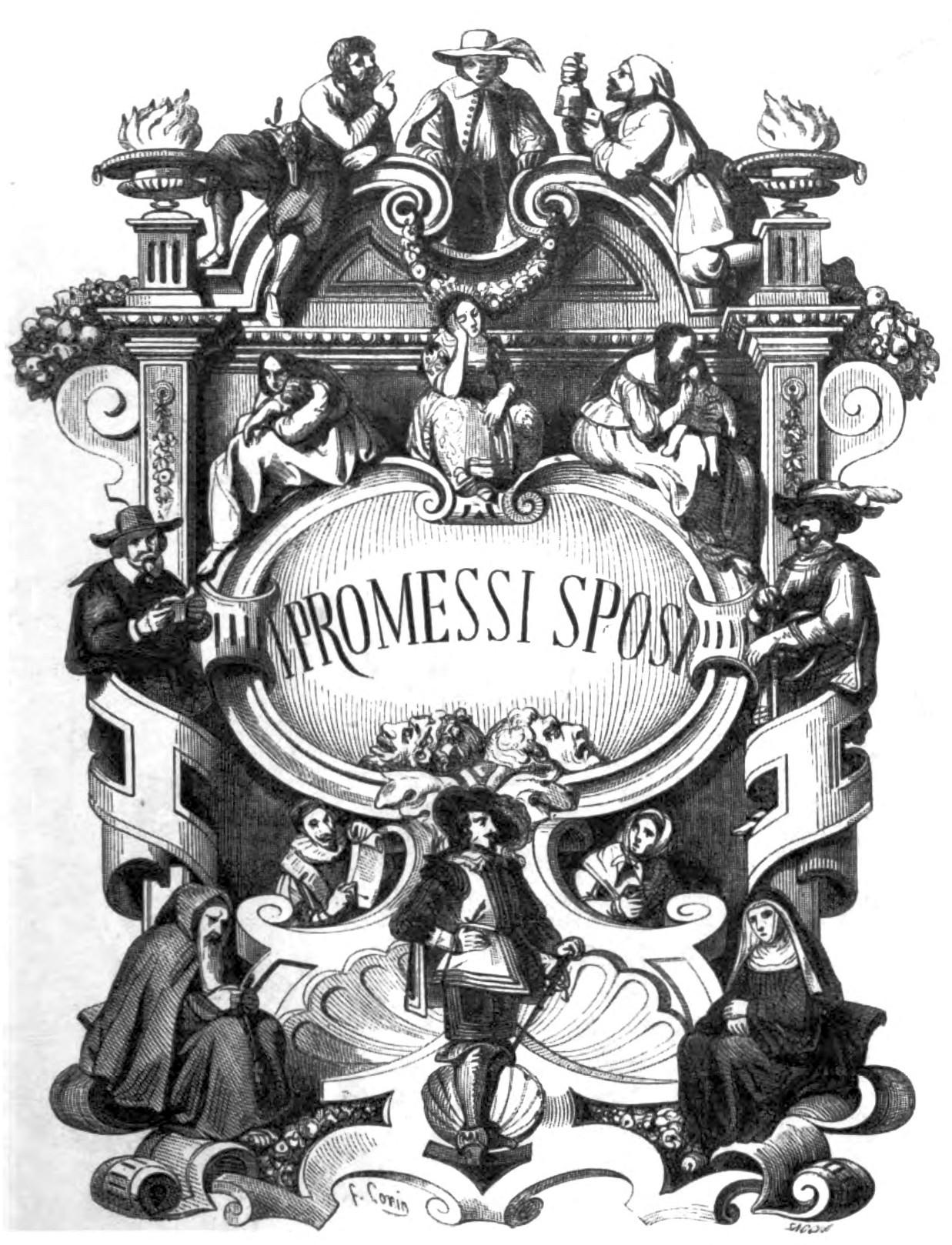 Resultado de imagem para promesi sposi