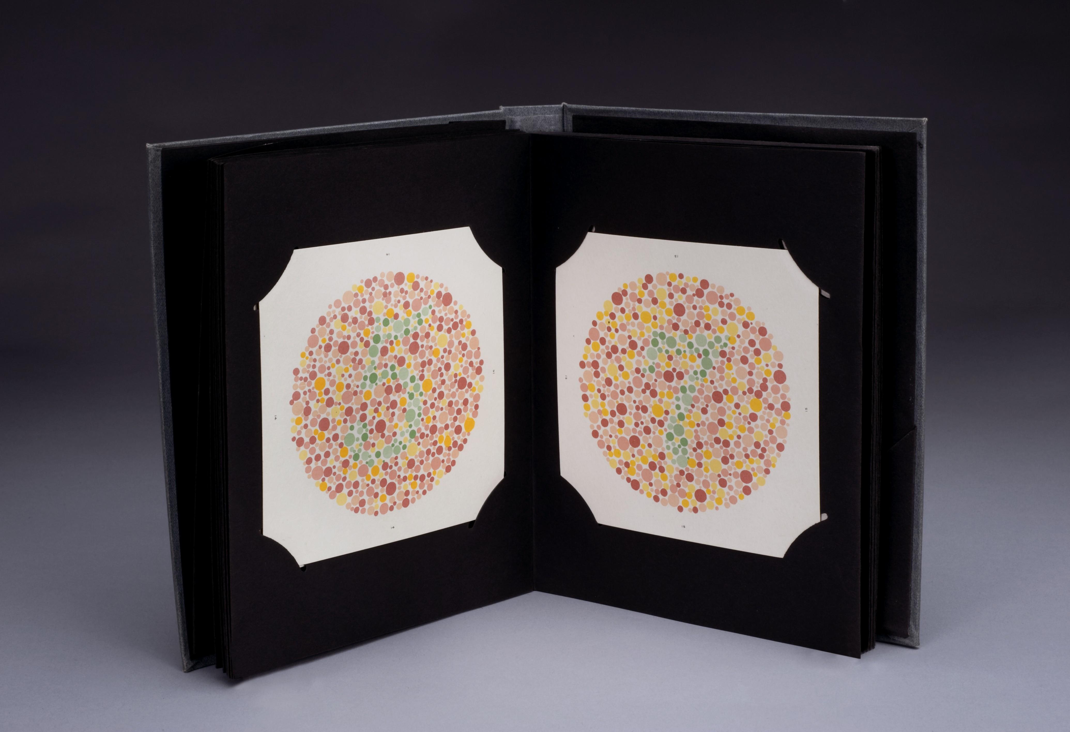 File:Ishihara colour blindness test, London, England, 1948 ...