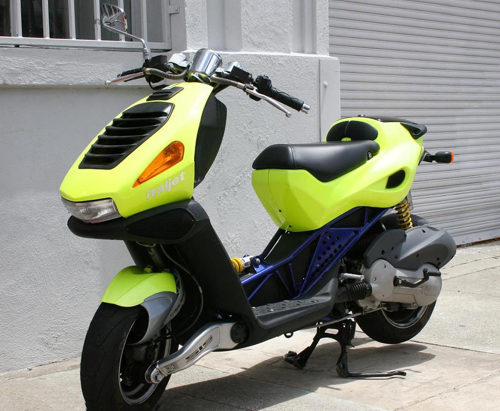 Yamaha Cc Jet Ski Conversion To Jet Pack