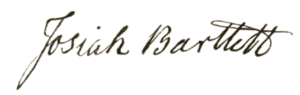 An introduction to the life of josiah bartlett