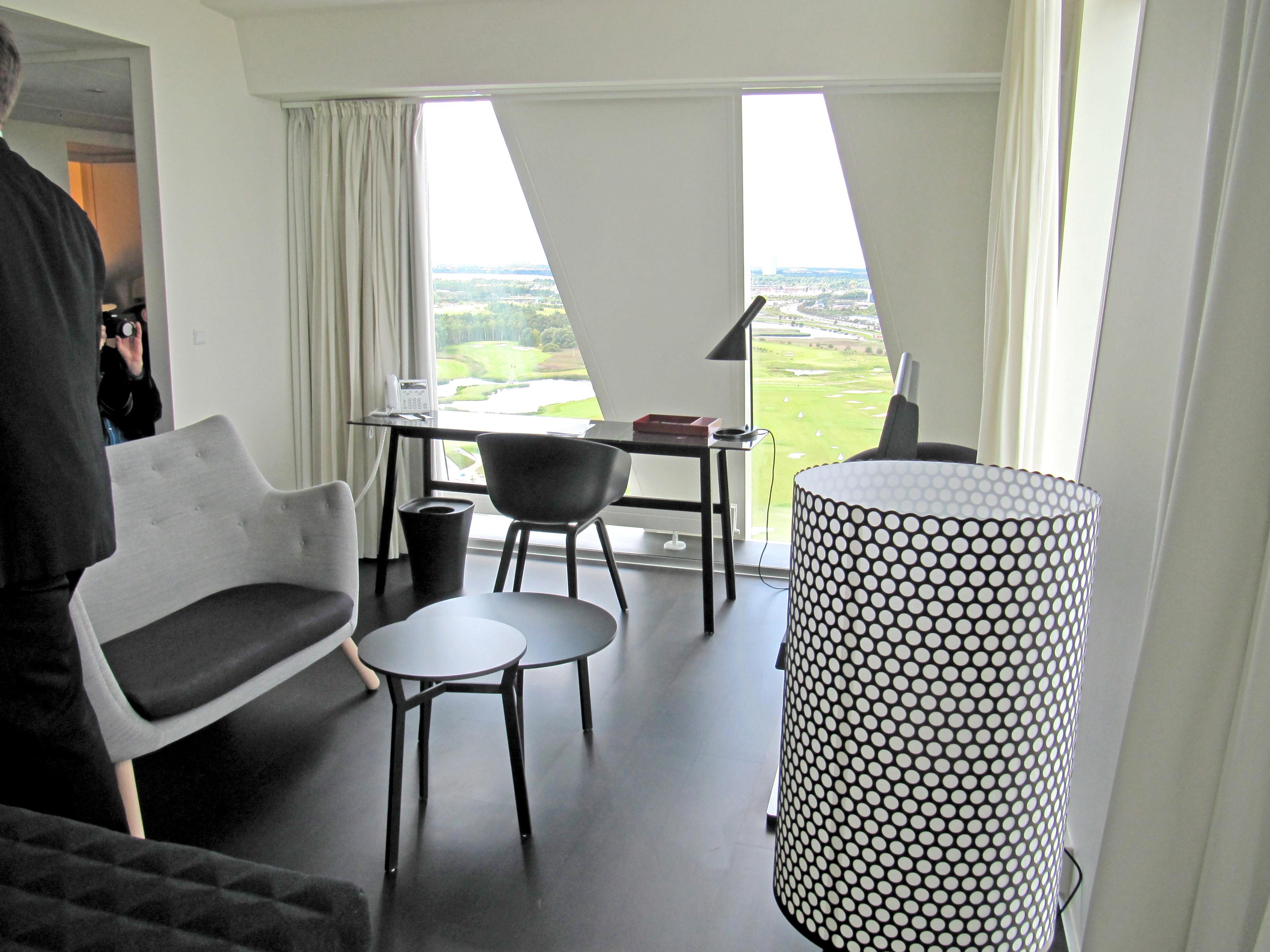 Hotel Guest Room Floor Plans