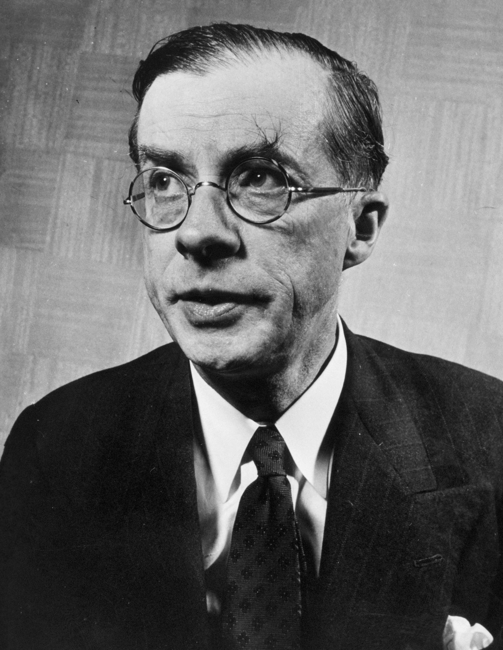 Julian Huxley c. 1964