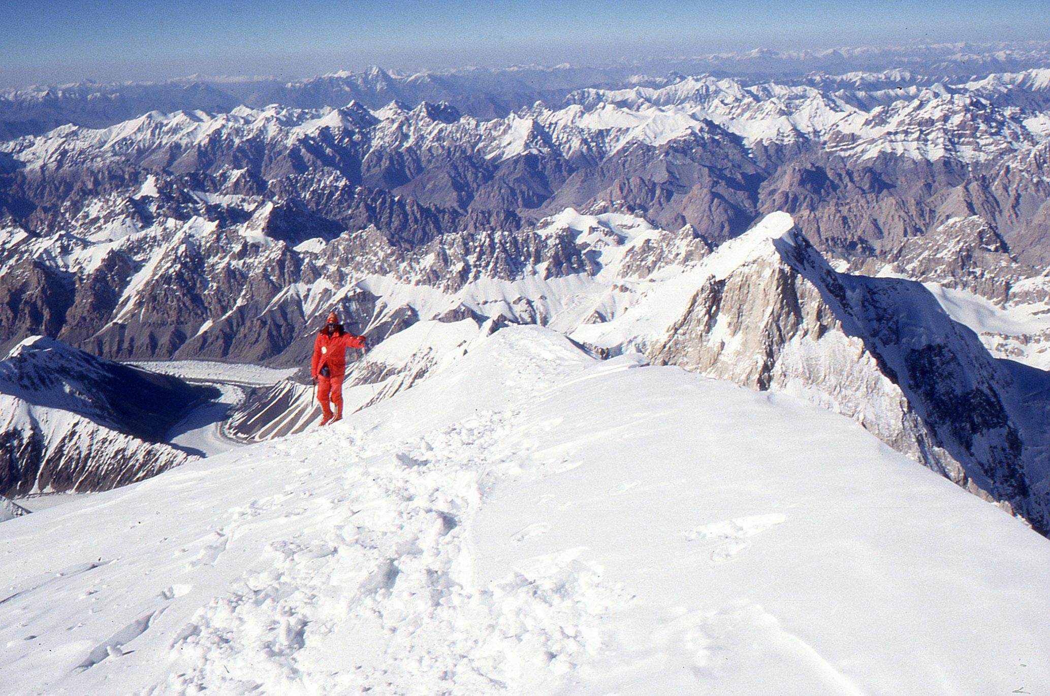 Description K2-v...K2 Mountain Bottleneck