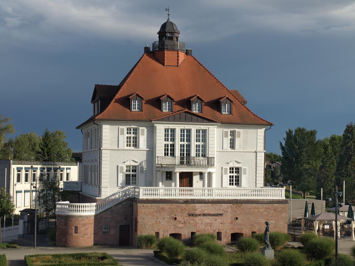 Villa Schmidt file kehl villa schmidt jpg wikimedia commons