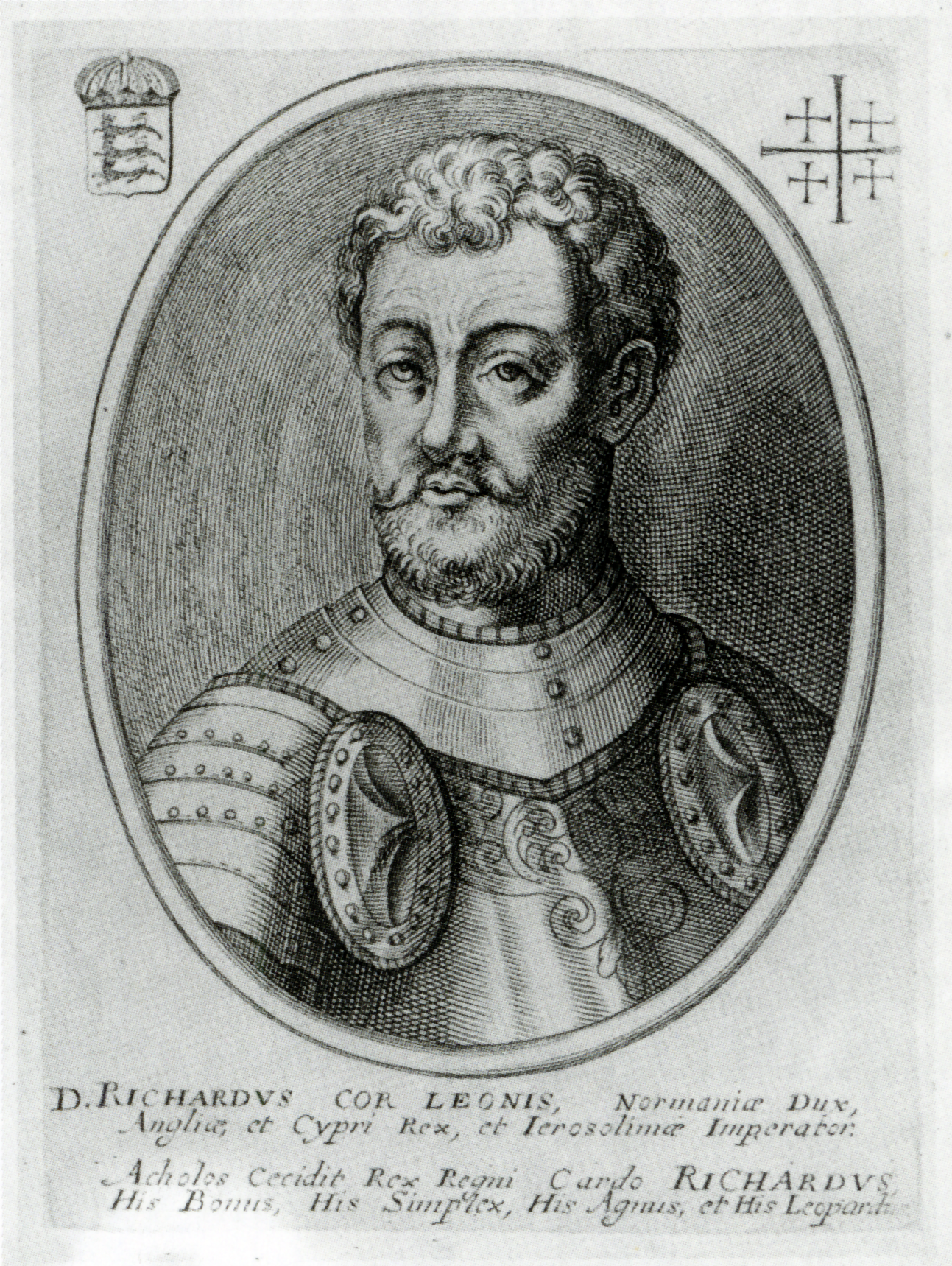 File King Richard I Png Wikimedia Commons
