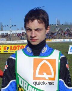 Rafał Kurmański Polish speedway rider
