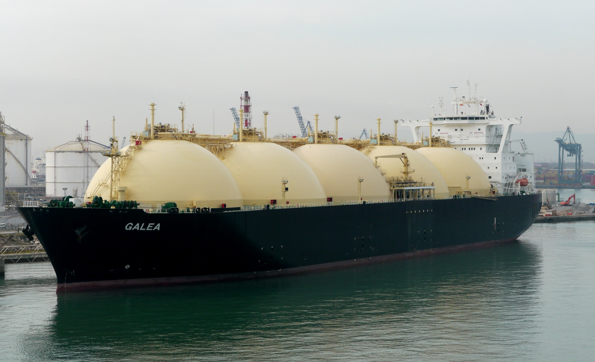 Taxpayers are subsidizing LNG exports