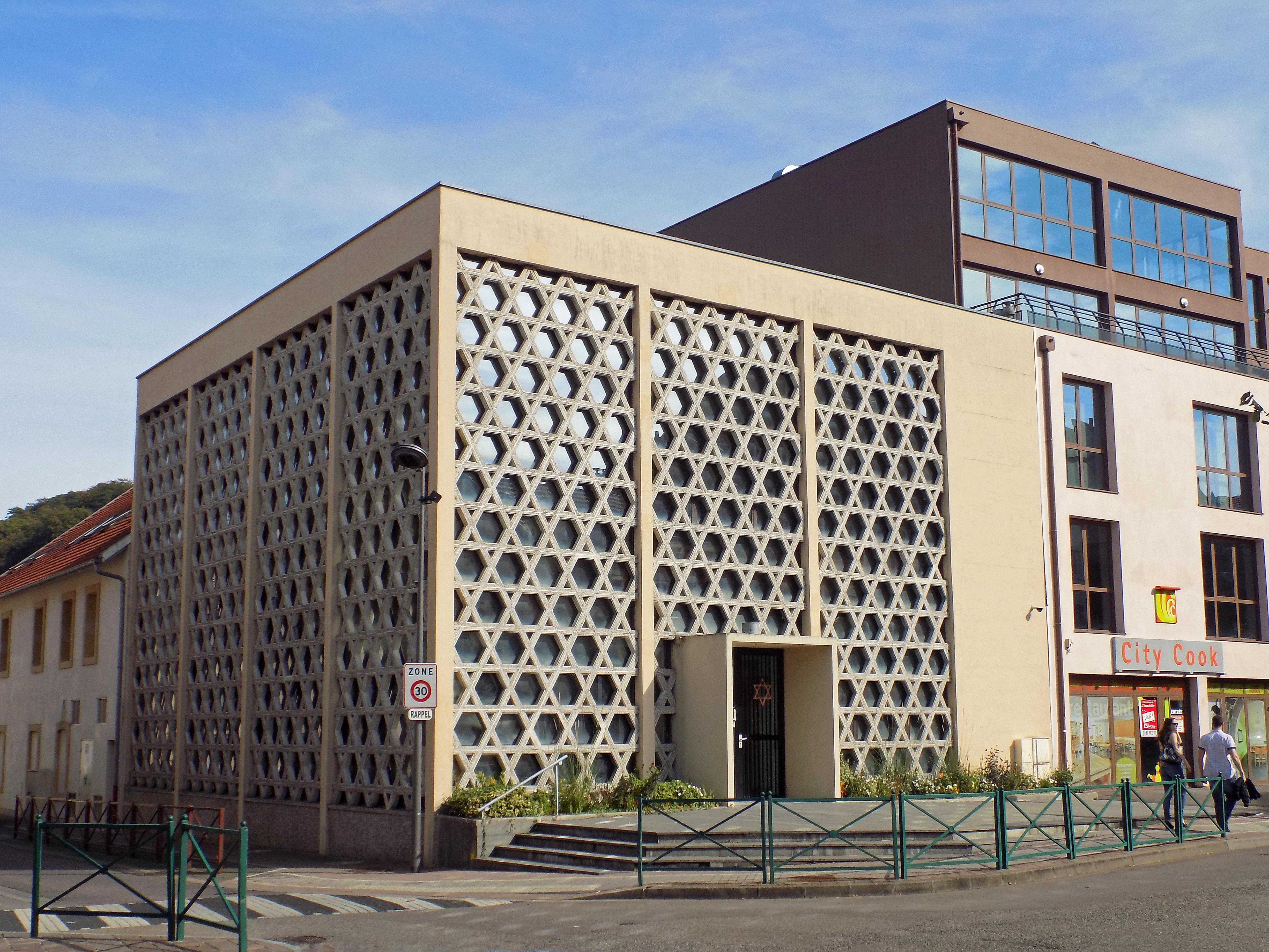 fichier:la synagogue de saint-avold — wikipédia