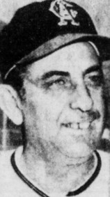 Lefty Phillips American baseball coach and manager