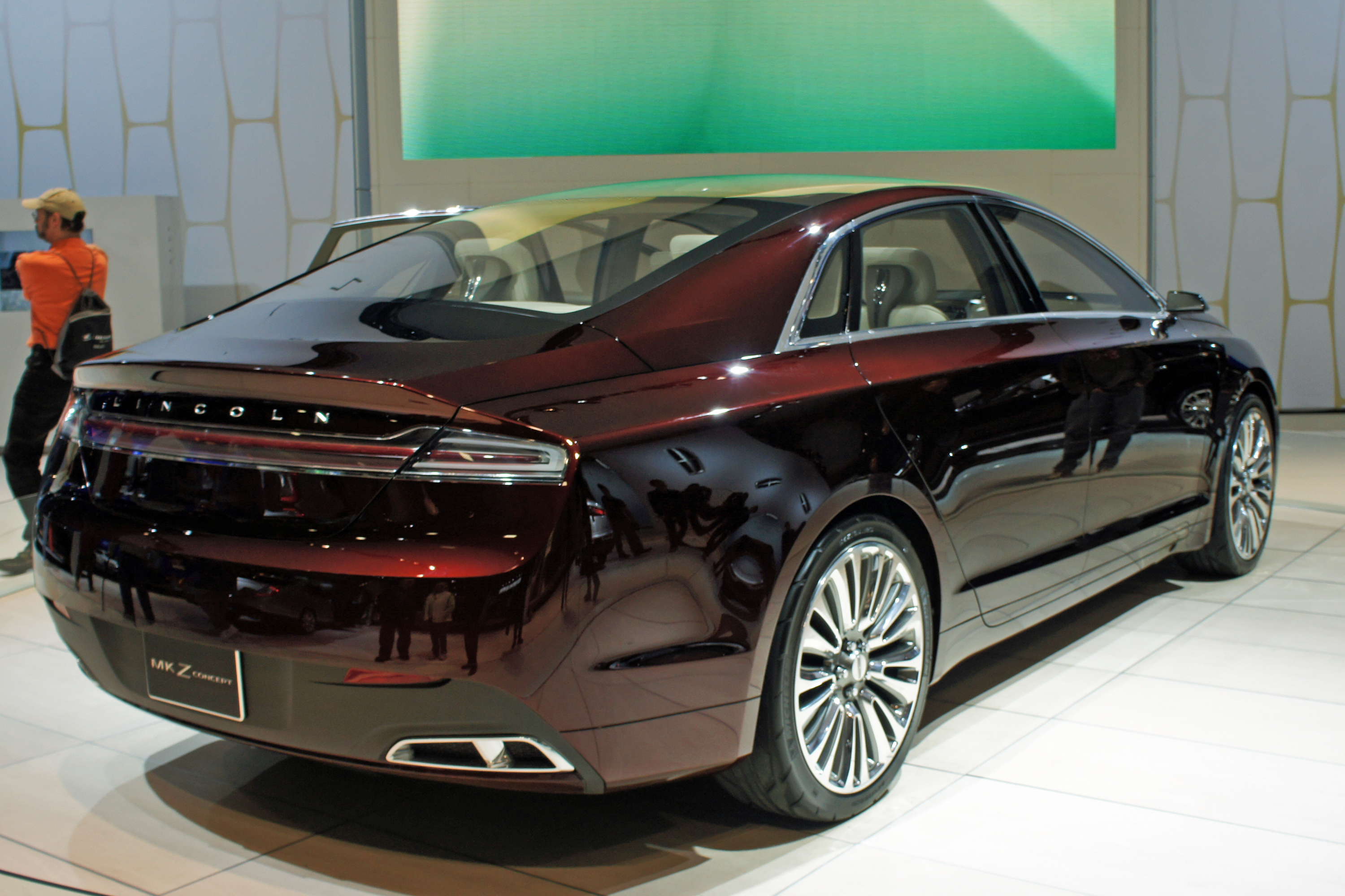 file lincoln mkz concept was 2012 0506 jpg wikimedia commons. Black Bedroom Furniture Sets. Home Design Ideas