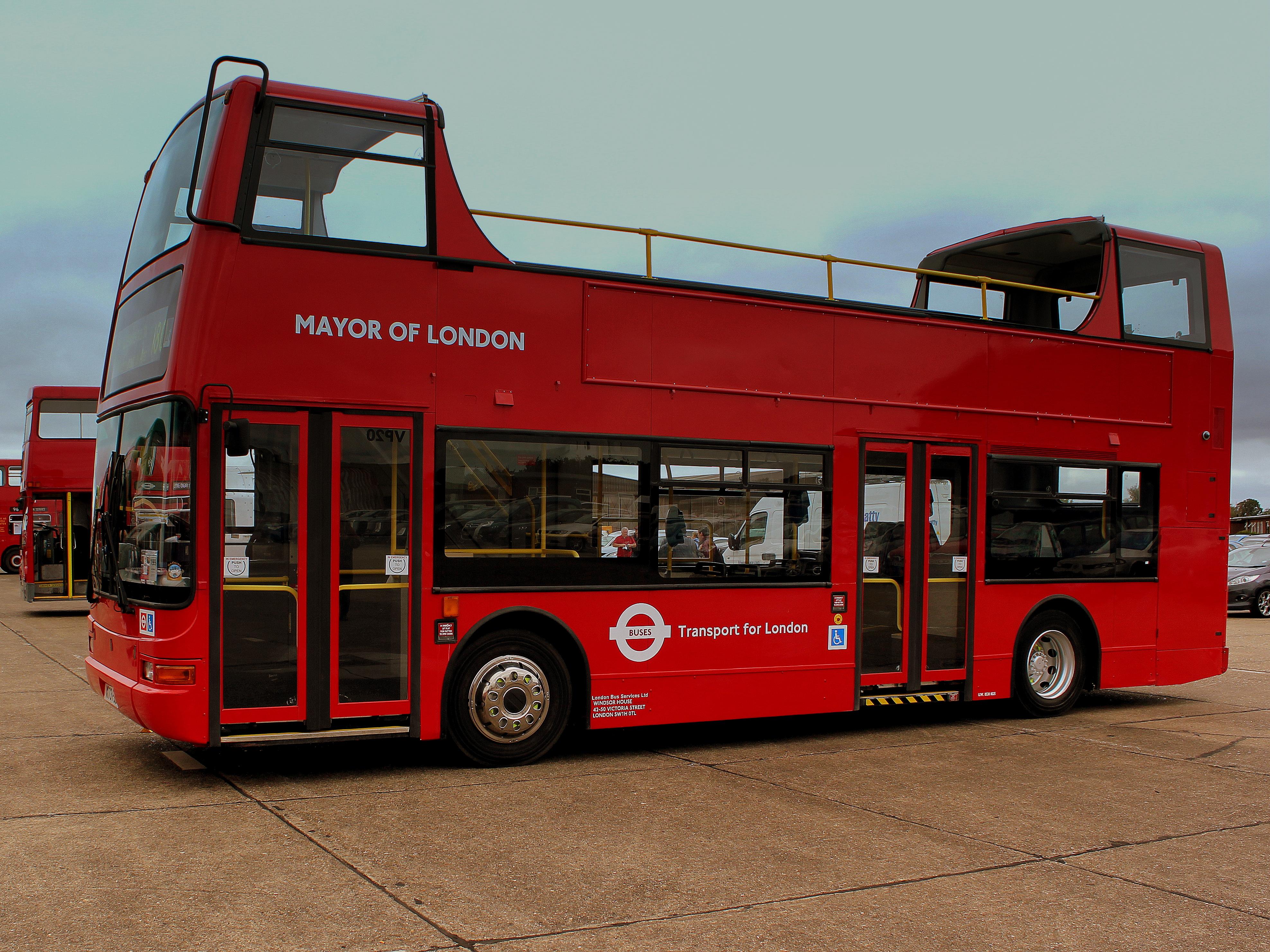 Doubel Decker Bus Tour In Dc