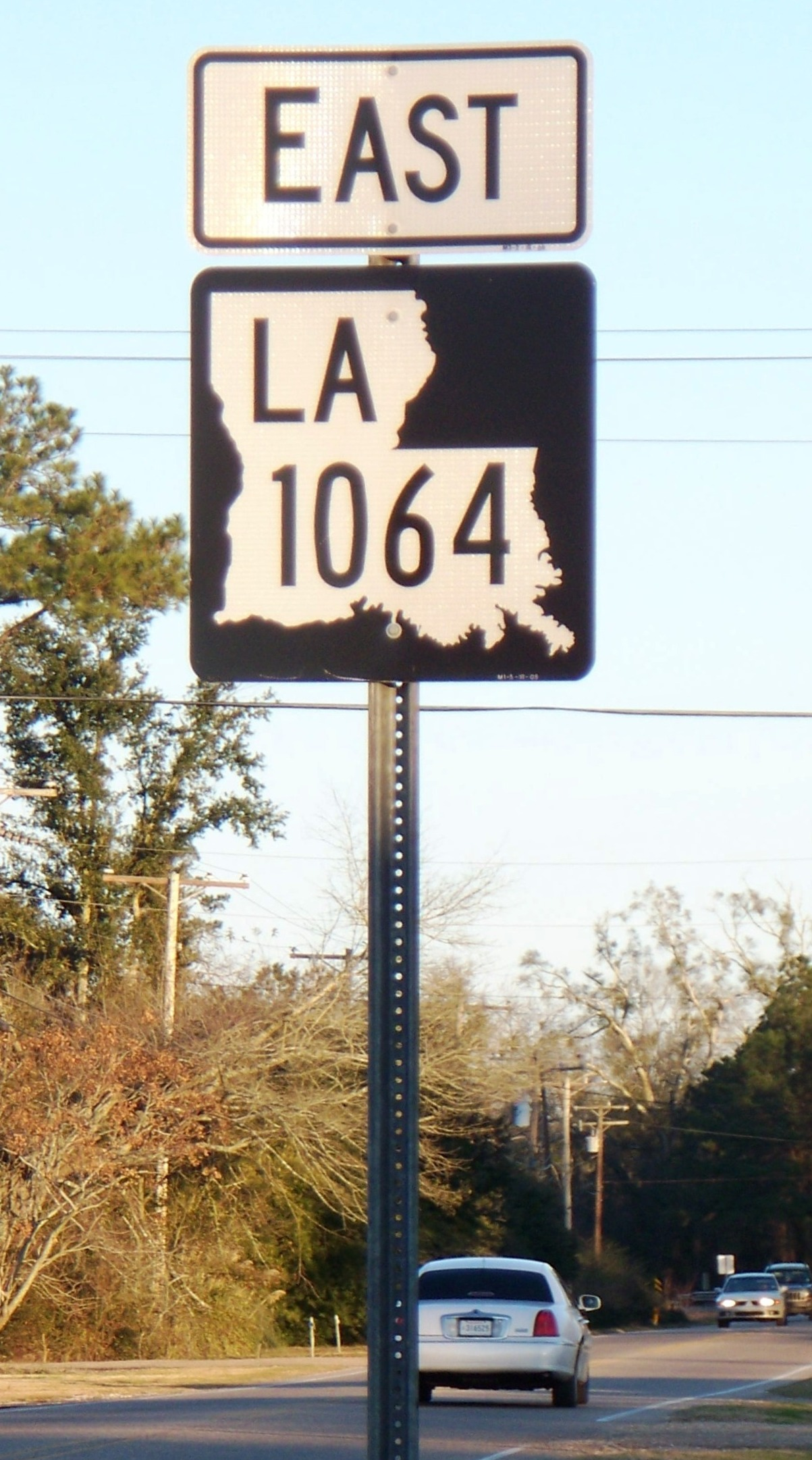 list of state highways in louisiana