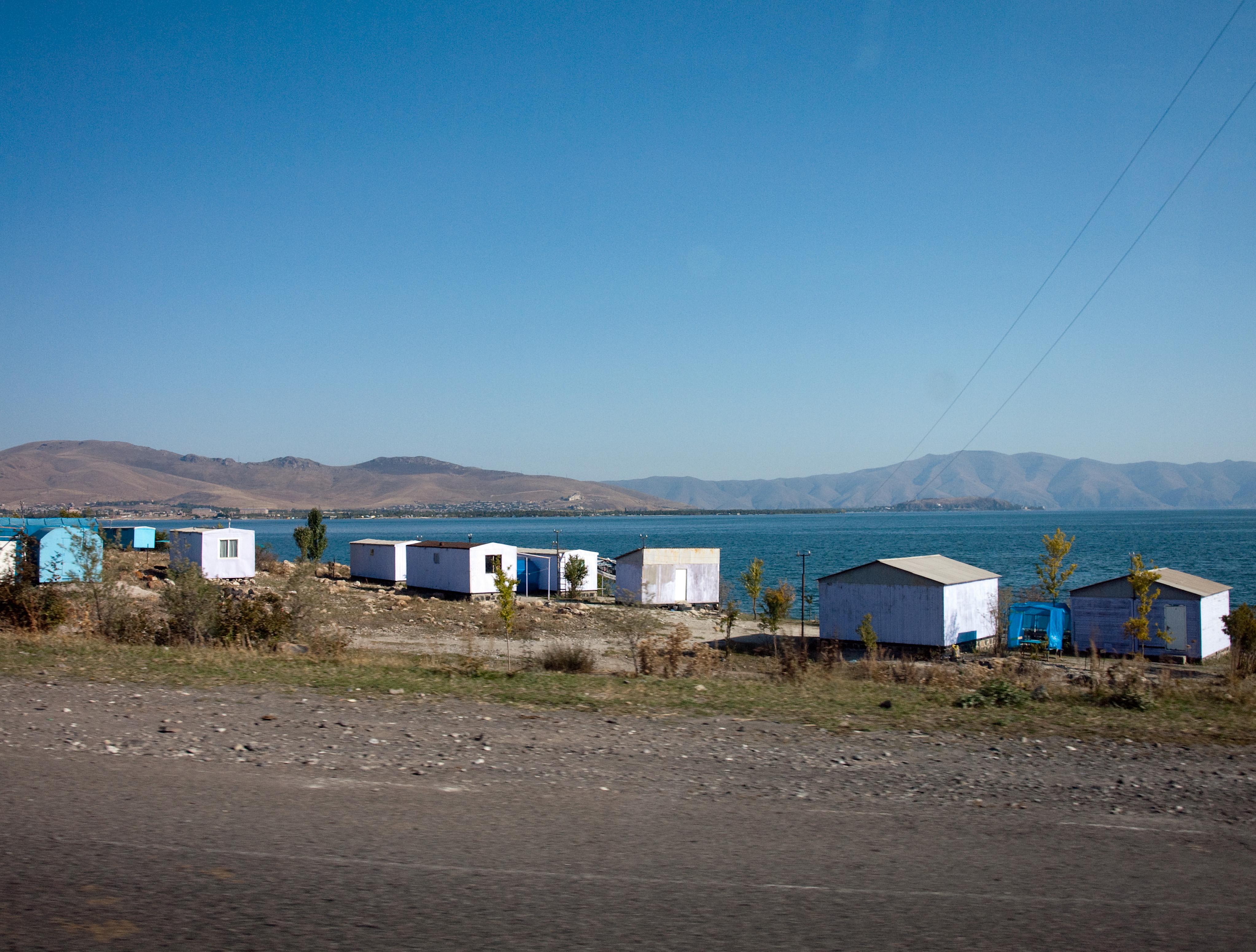 Armenia Beach Resort Side