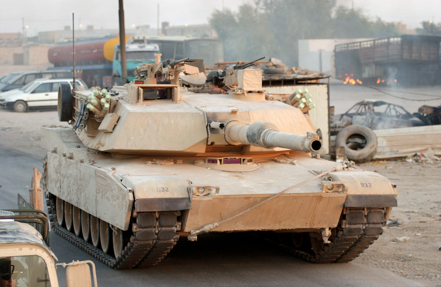 J. J. Abrams Wikipedia File:M1 Abrams in An N...