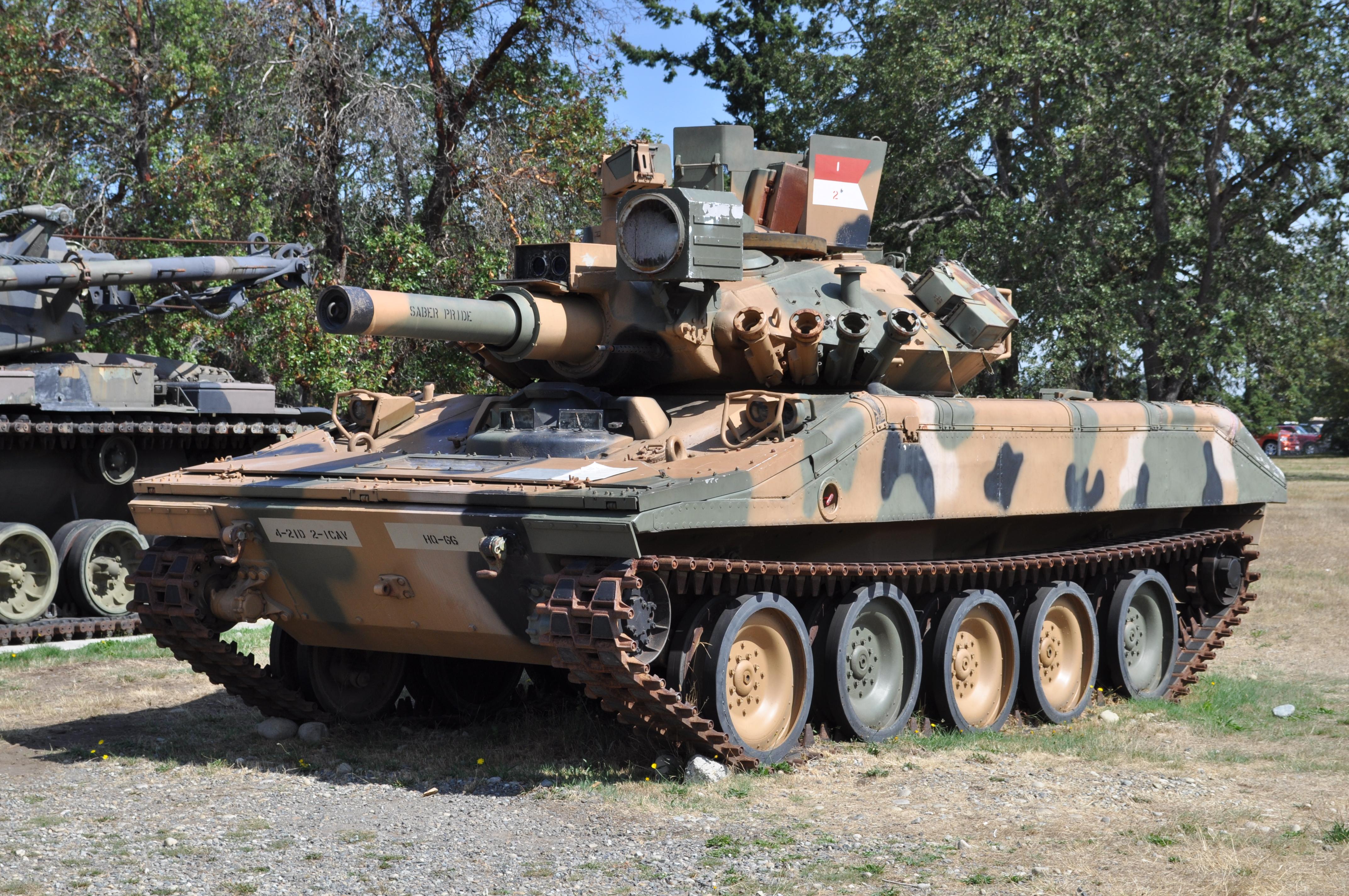 """Résultat de recherche d'images pour """"M551 Sheridan"""""""""""