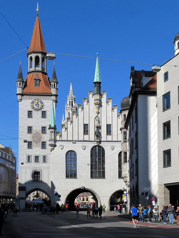 Antiguo Ayuntamiento de Múnich - Wikipedia, la enciclopedia libre