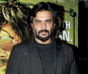 R. Madhavan Indian film actor