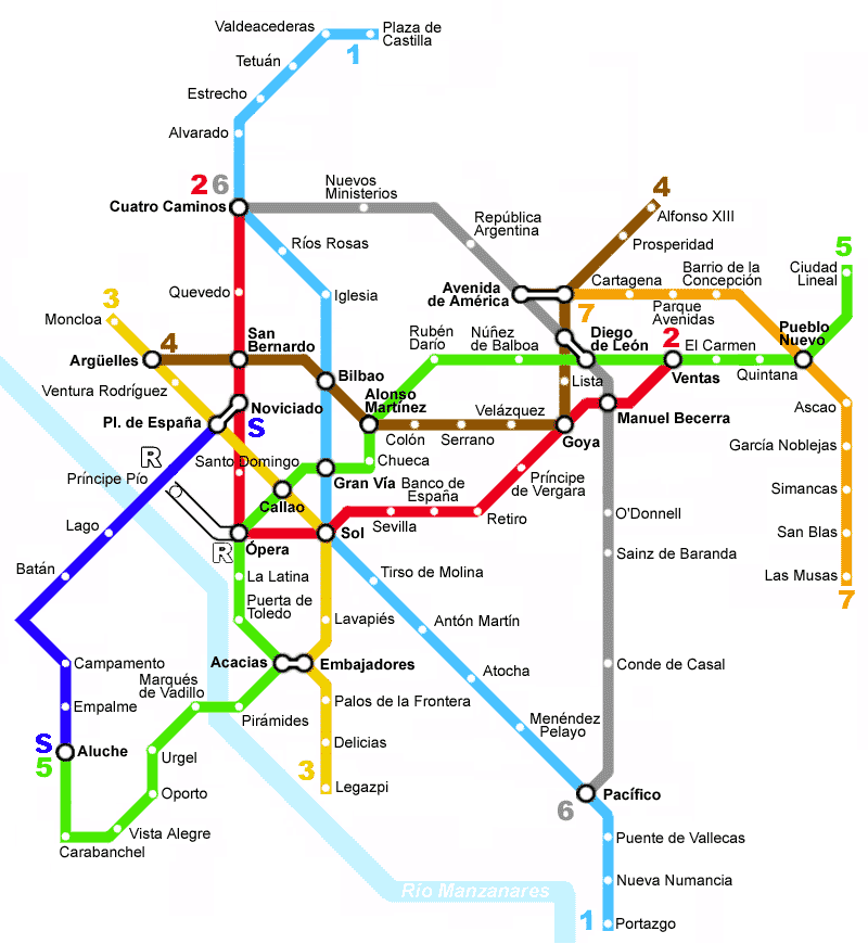 FileMadridmetromap 1977png Wikimedia Commons