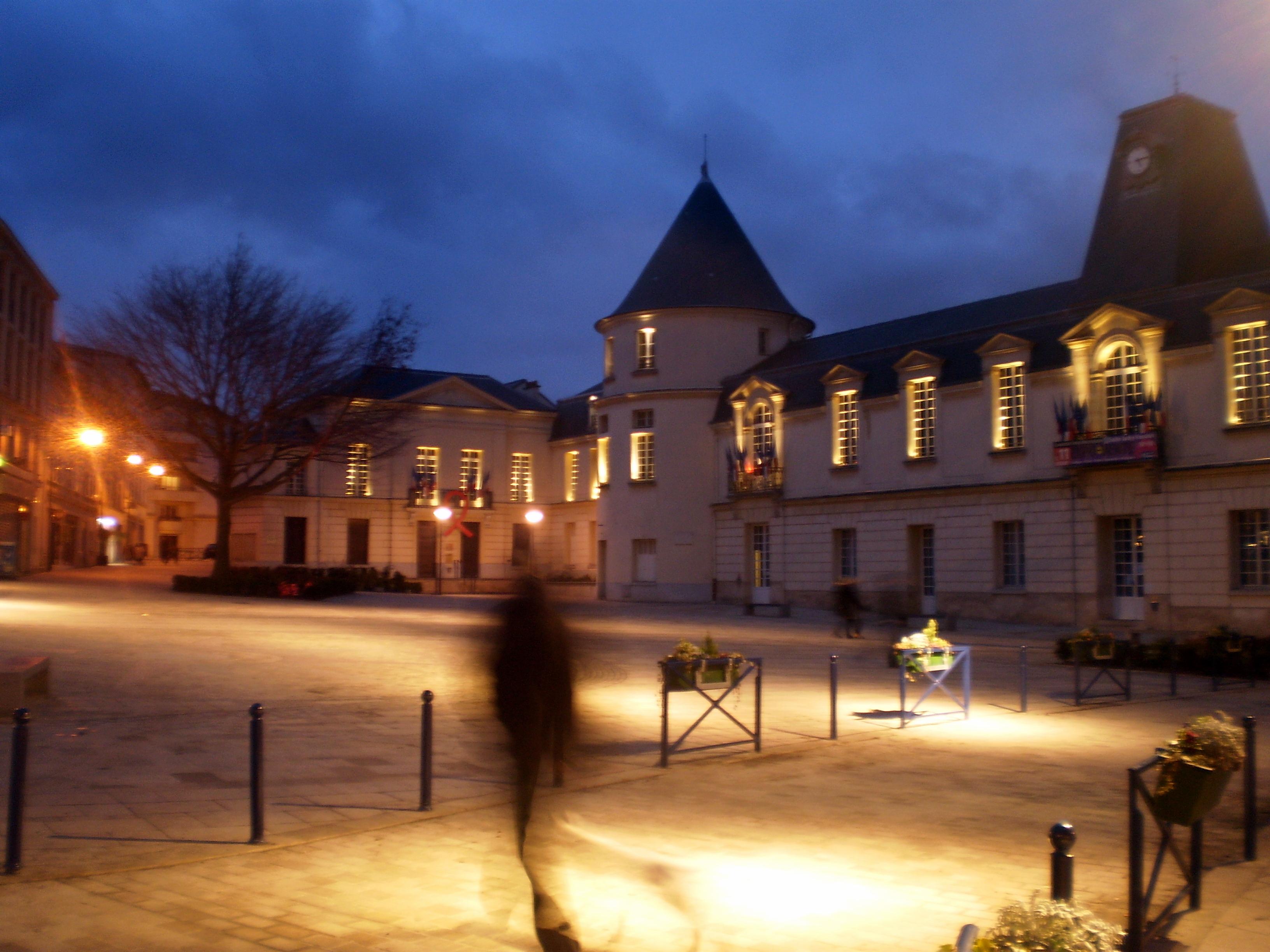 Centre Ville Le Soir