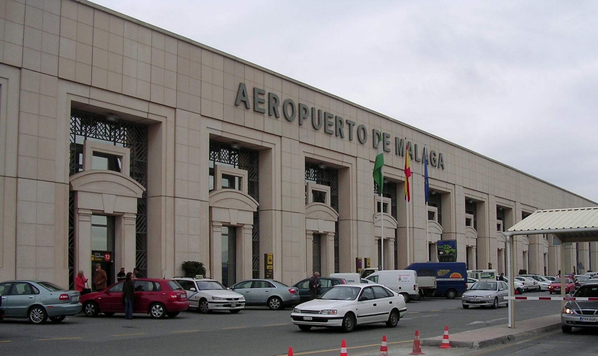 Malaga Airport (Malaga Airport) .2