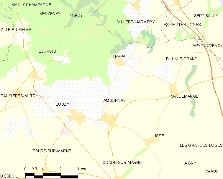 champagne village profile ambonnay in the grande montagne