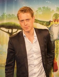 Mark van Eeuwen Dutch actor