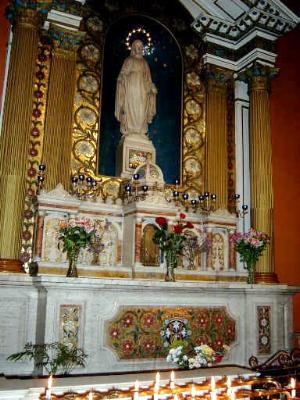 Shrines To The Virgin Mary Wikipedia
