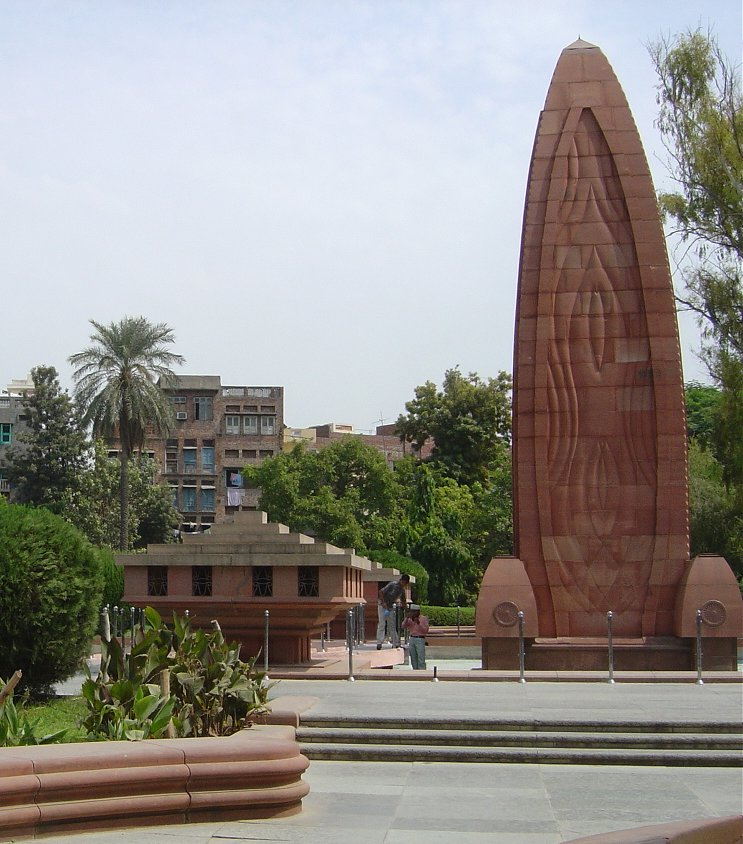 Memorial of the Amritsar Massacre