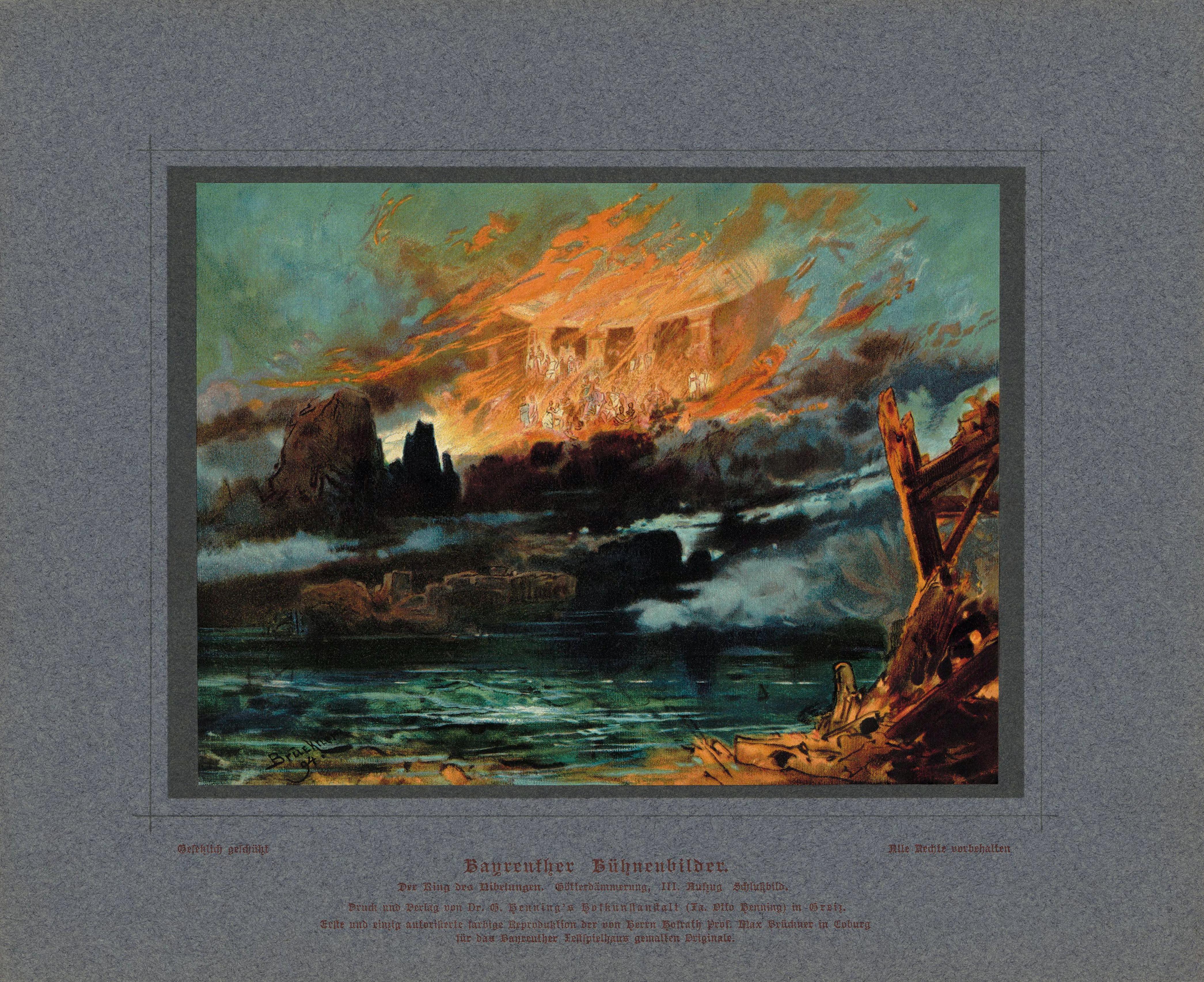 Set A Fire Chord Chart: Götterdämmerung - Wikipedia,Chart
