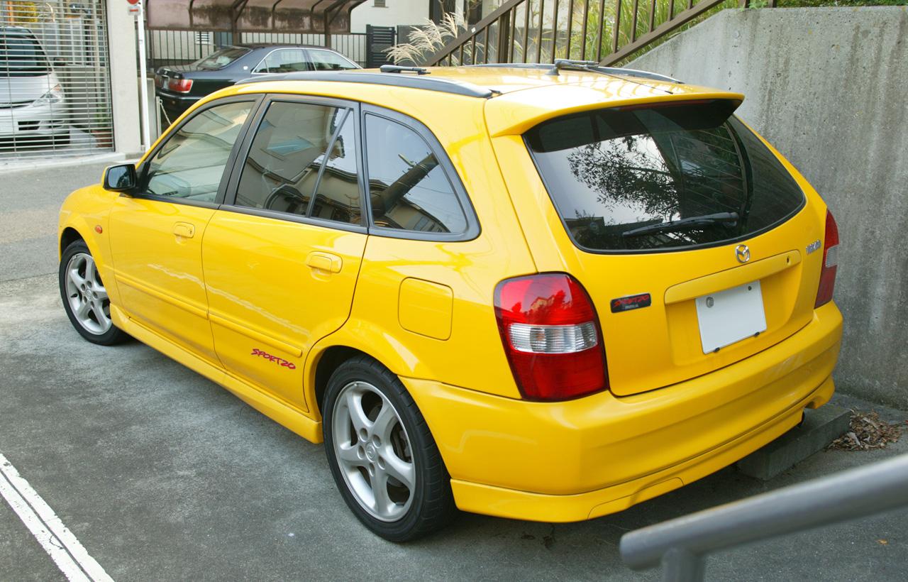 Mazda  Sport Vs Touring