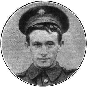 Michael John OLeary Recipient of the Victoria Cross