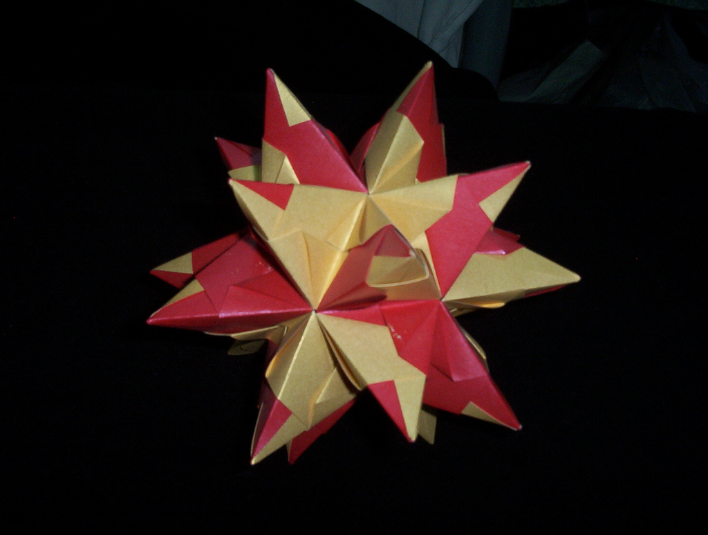 Origami History