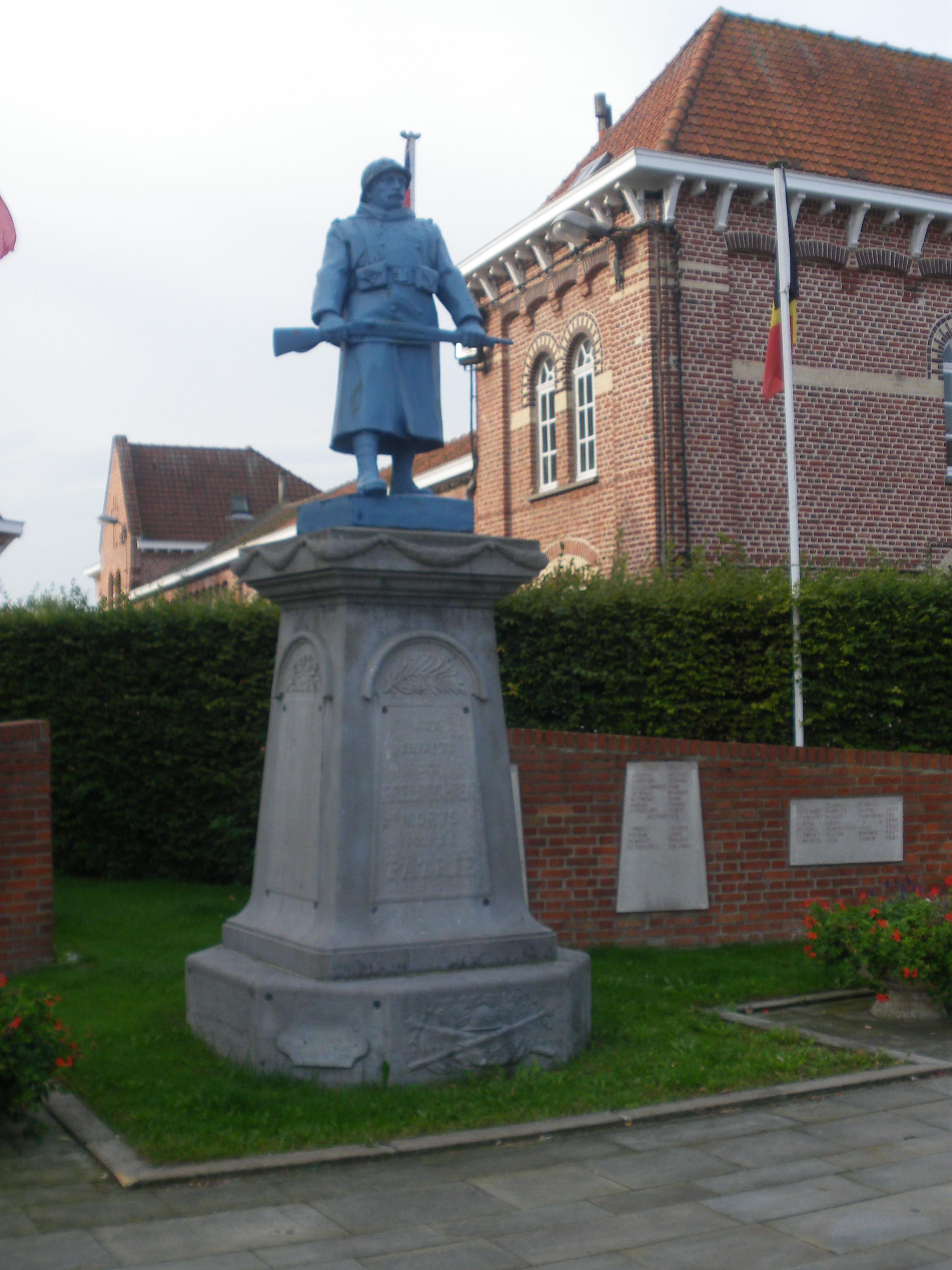 Frelinghem fichier:monument aux morts de frelinghien — wikipédia