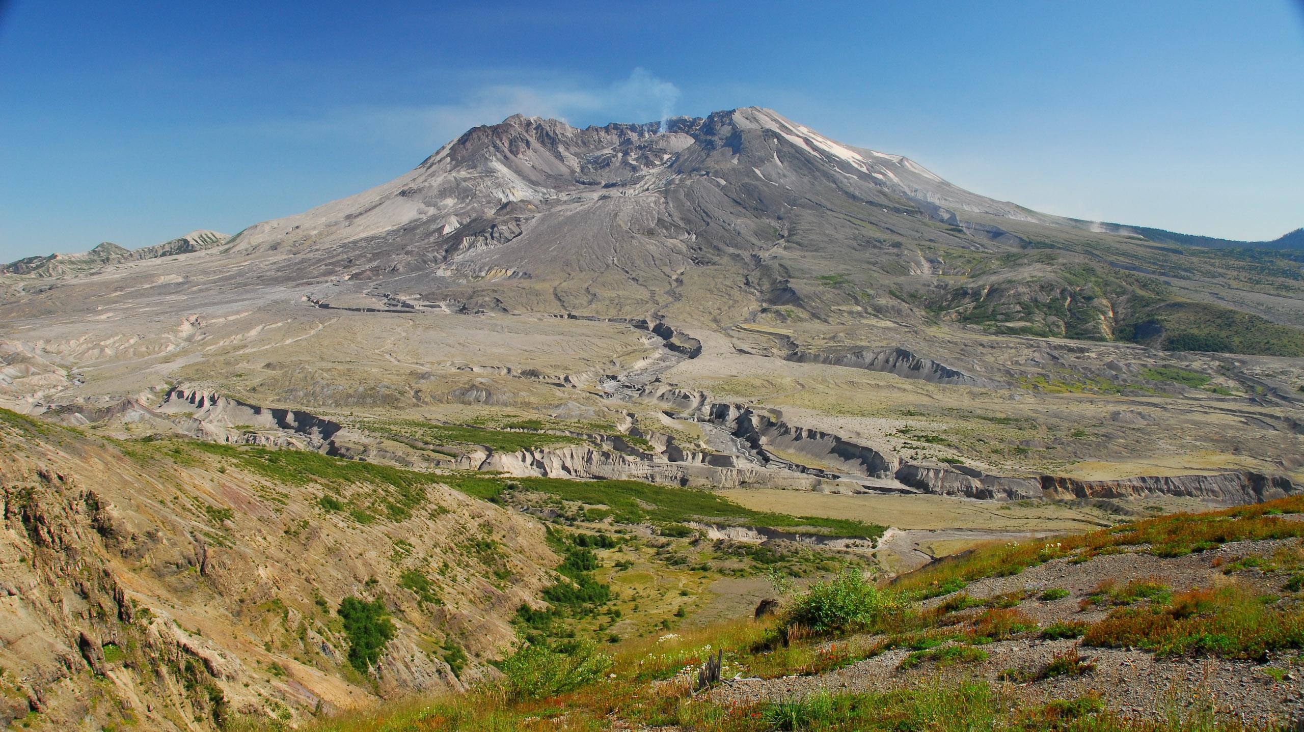 Mount St Helens Lava datant
