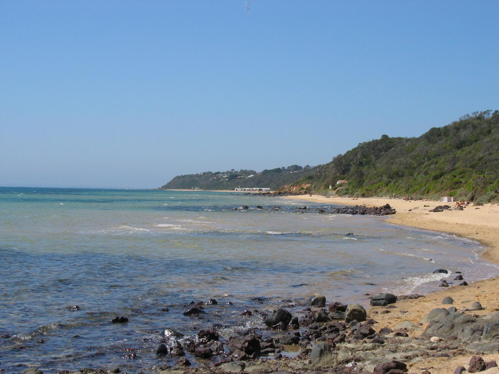 Sunnyside Beach Map - Victoria, Australia - Mapcarta