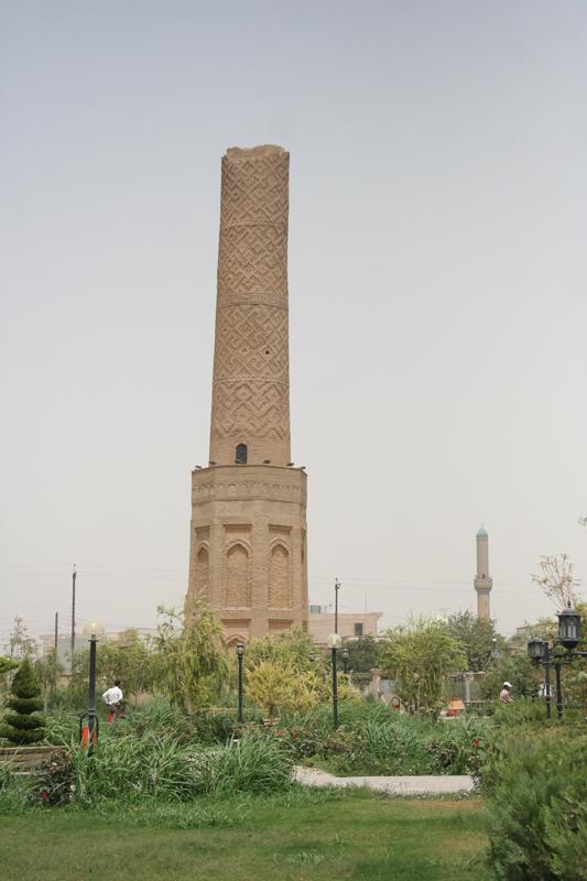 Mudhafaria Minaret Wikipedia
