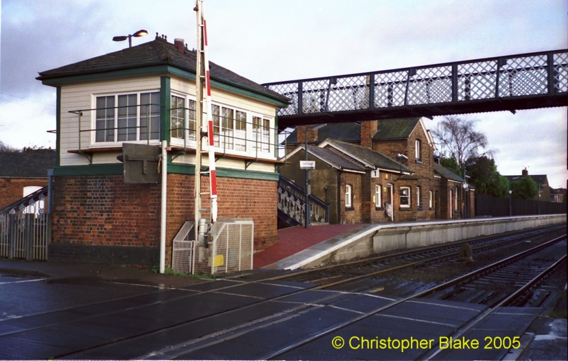 Narborough Railway Station Wikipedia