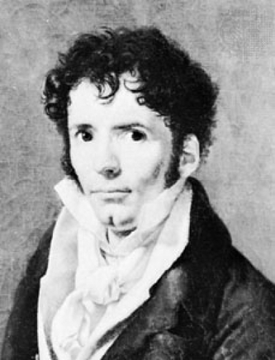 Portrait of Nicolas Chamfort