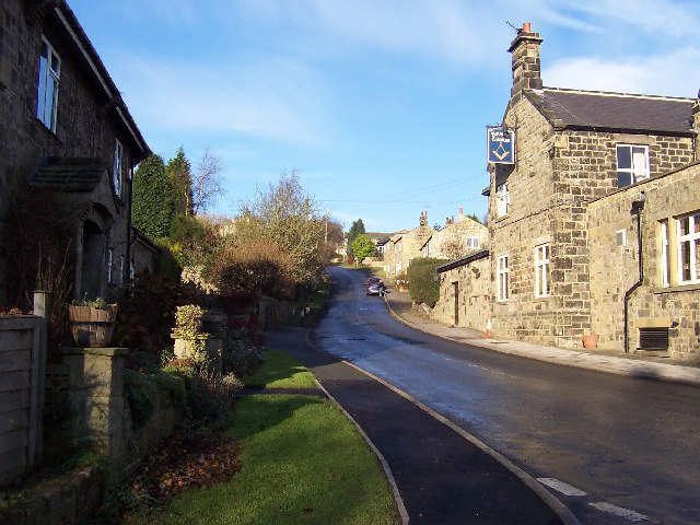Used Town And Country >> North Rigton - Wikipedia
