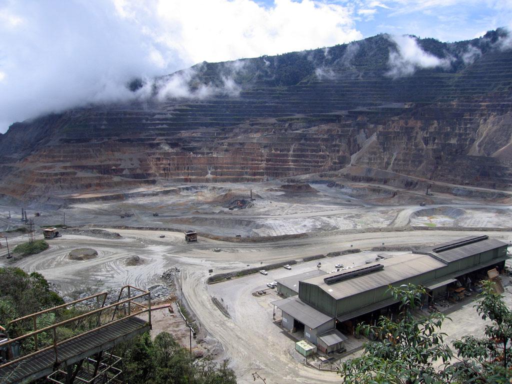 the ok tedi copper mine case study summary