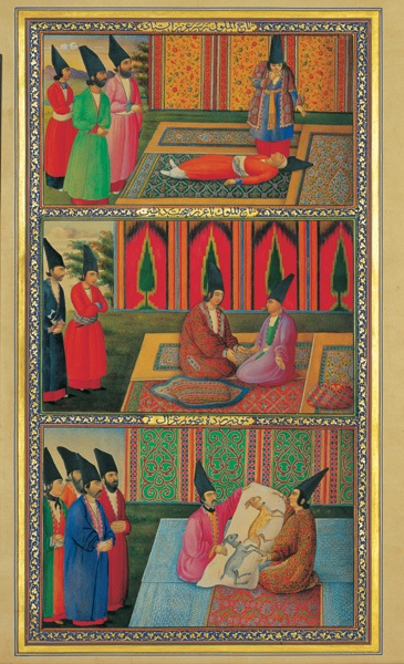 one thousand and one nights and One thousand and one nights is a medieval middle-eastern literary work that consists of a number of stories being told by queen scheherazade to her mad husband, king shahryar.