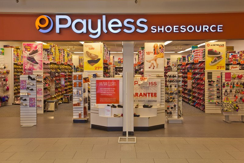 But it's not coming back to the U.S. quite yet. BentleyMall, Payless ShoeSource