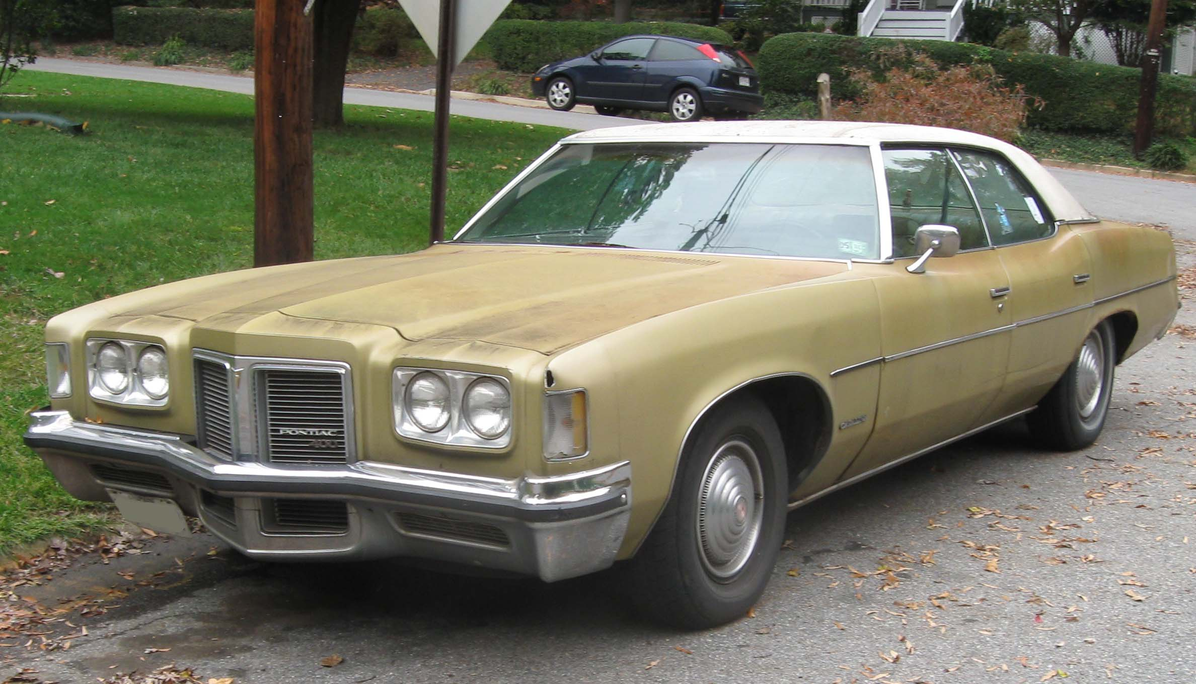 1972 Pontiac Catalina Related Infomation Specifications