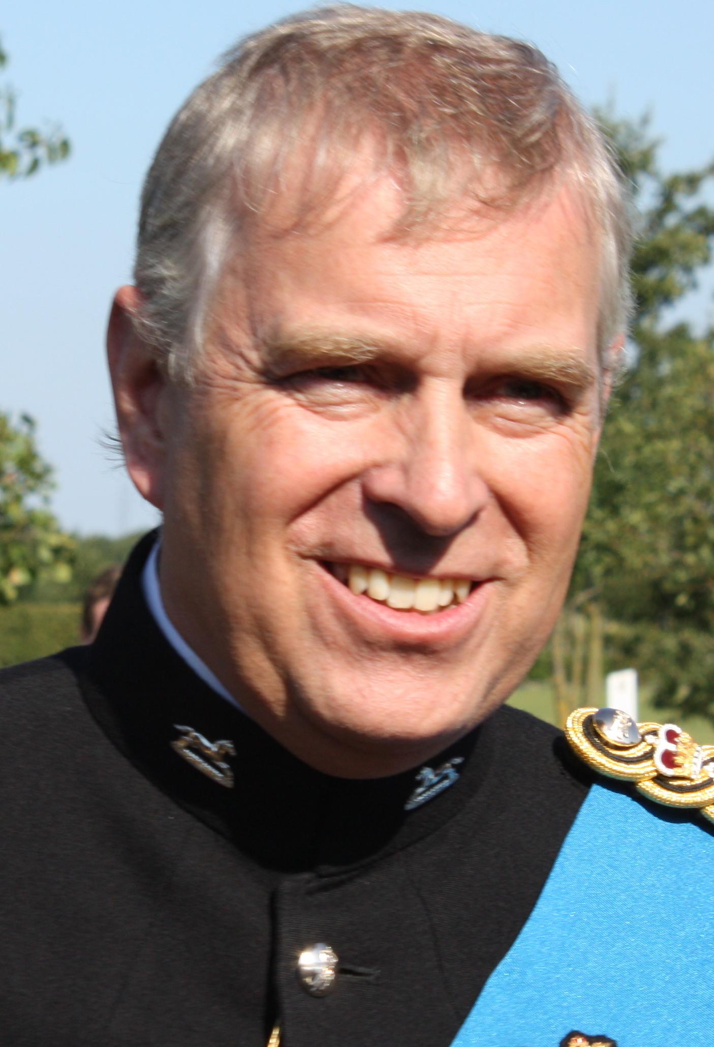 Prince Andrew Duke Of York Simple English Wikipedia The Free Encyclopedia
