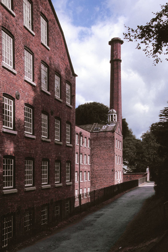 List of textile mills in Cheshire - Wikipedia